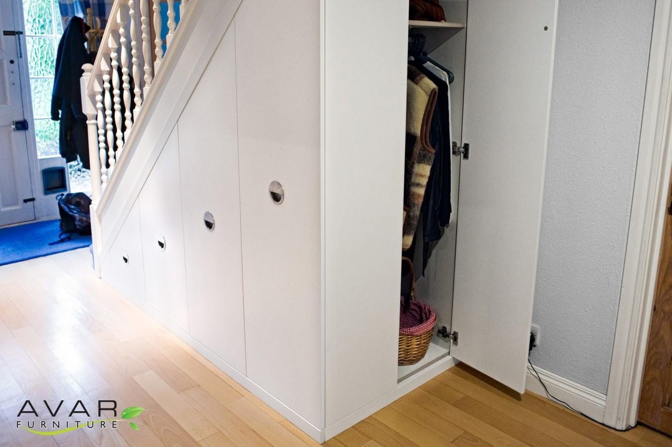 ƸӜƷ Under Stairs Storage Ideas Gallery 21 North London