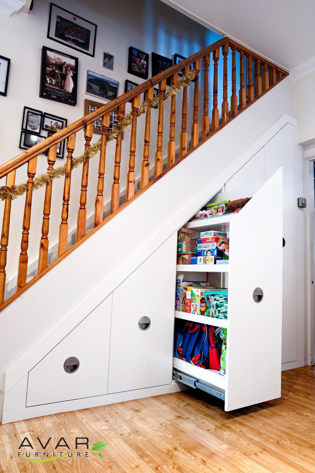 ƸӜƷ Under Stairs Storage Ideas Gallery 22