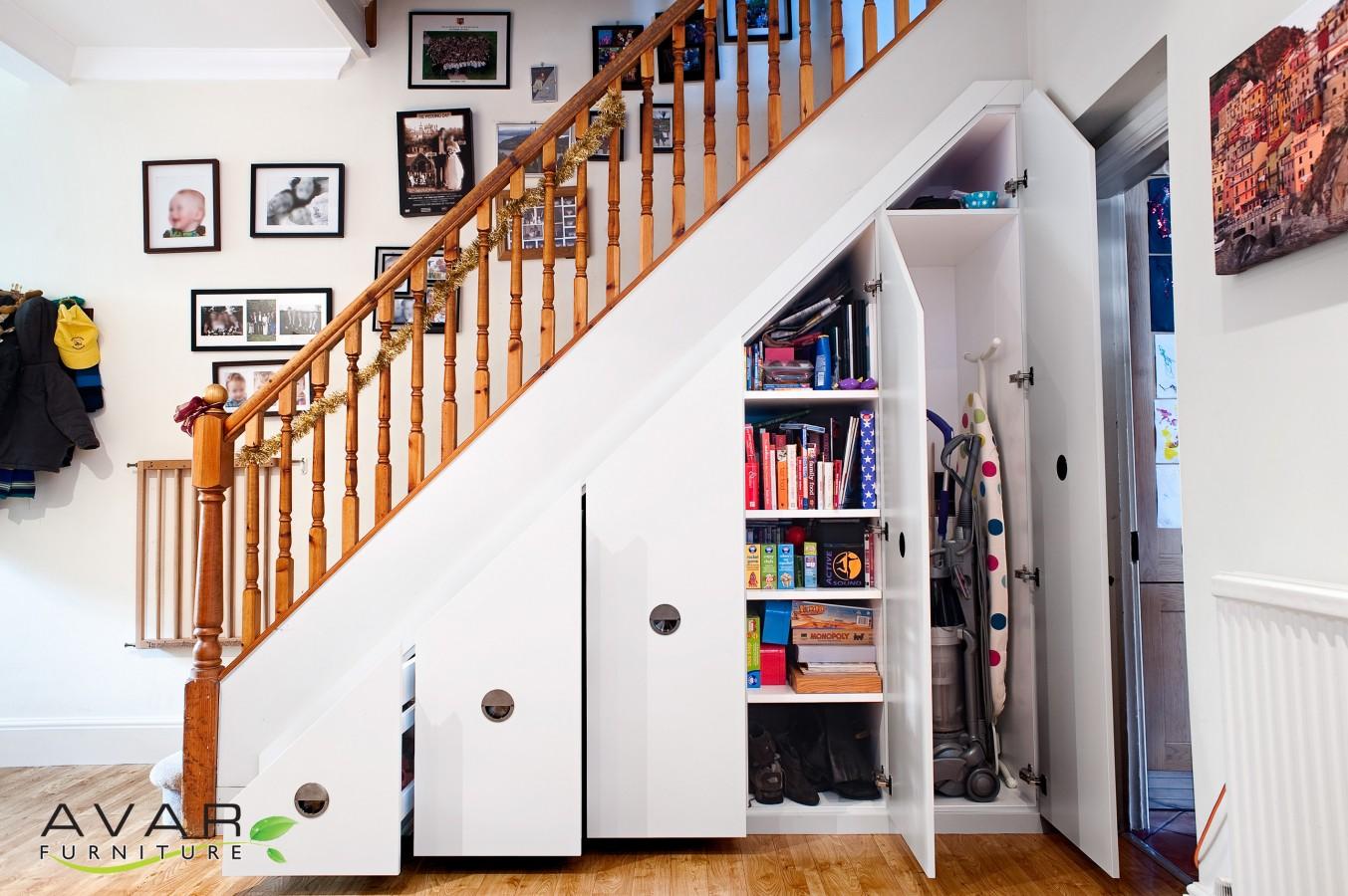 ƸӜƷ Under Stairs Storage Ideas Gallery 22 North London