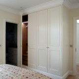 Build in wardrobes