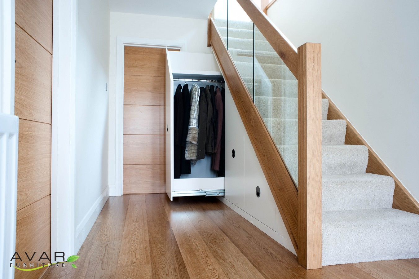 Under Stairs Storage Ideas Gallery 24 North London