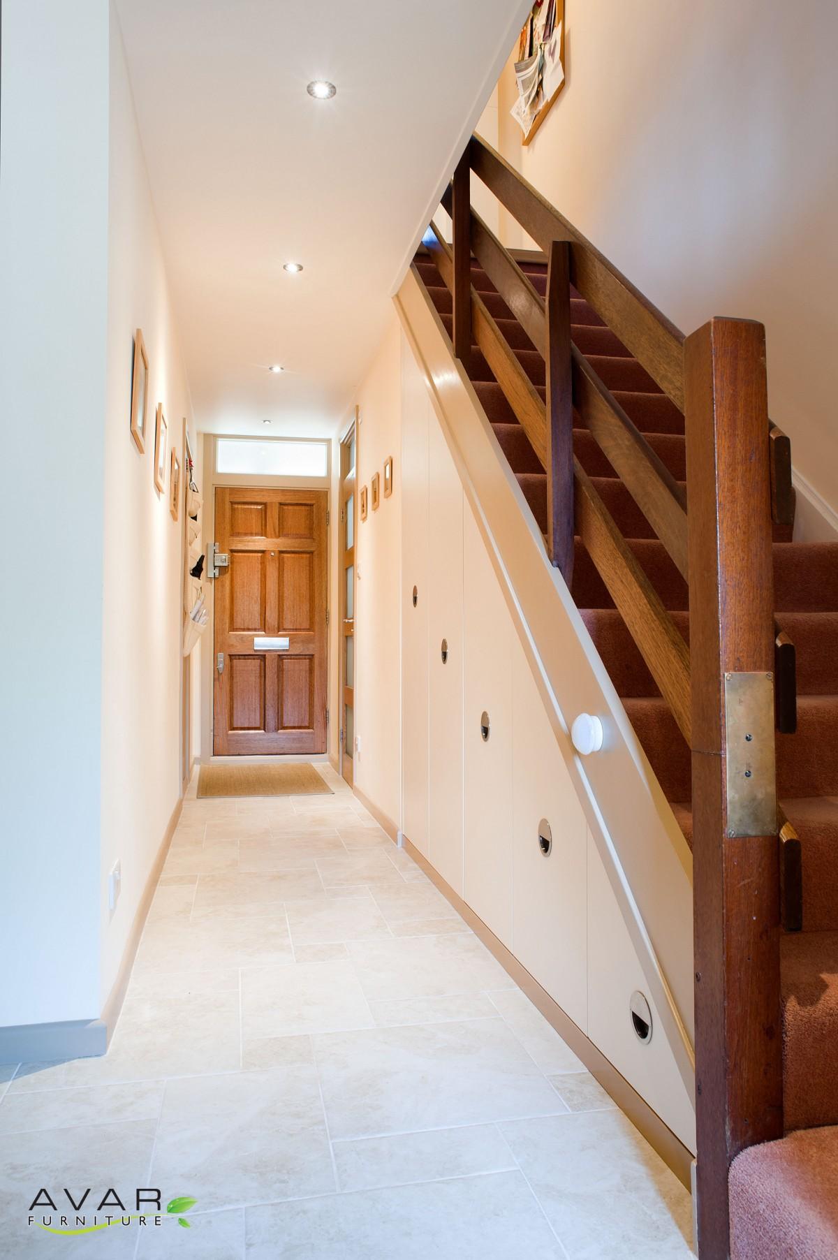 Understairs storage & ƸӜƷ Under Stairs Storage | North London UK | Avar Furniture