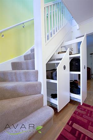 ƸӜƷ Under Stairs Storage North London Uk Avar Furniture